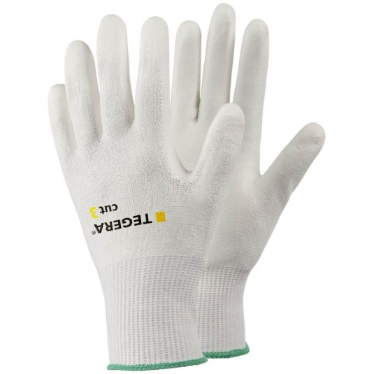 Ejendals Tegera 432 PU Palm-Coated Lightweight Assembly Gloves