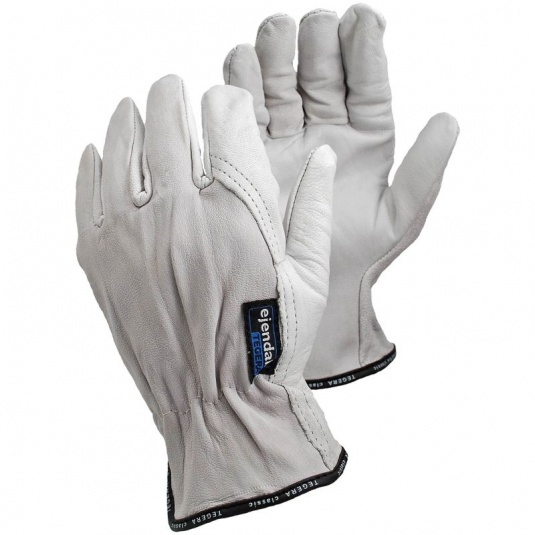 Ejendals Tegera 640 Leather Light Handling Gloves