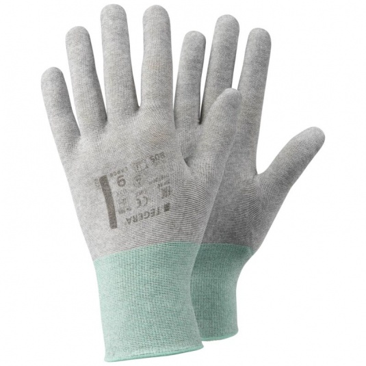 Ejendals Tegera 805 ESD Anti-Static Nylon Gloves