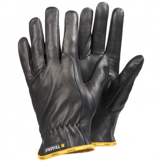 Ejendals Tegera 8155 Water-Repellent Leather Police Gloves