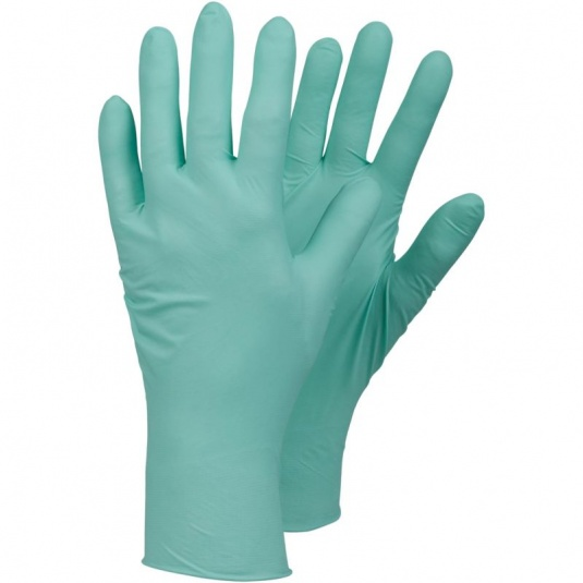 Ejendals Tegera 836 Neoprene Powder-Free Disposable Gloves