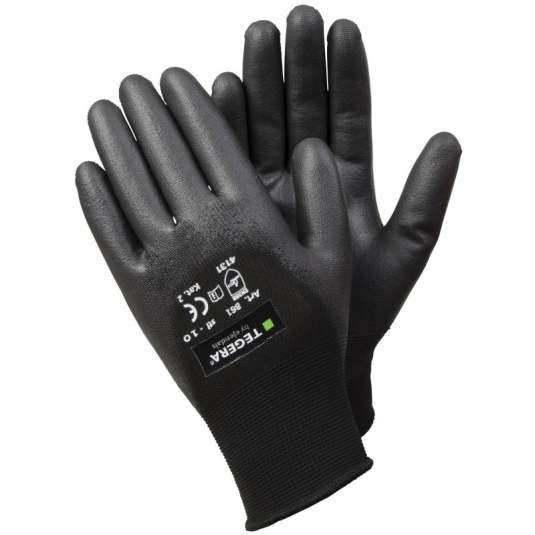 Ejendals Tegera 861 PU Coated Nylon Assembly Gloves