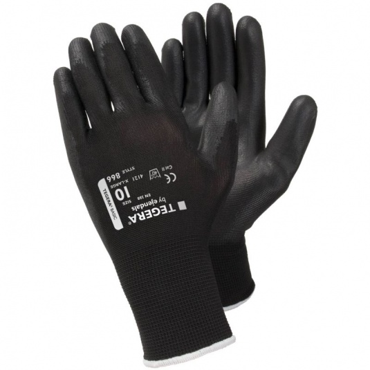 Ejendals Tegera 866 Lightweight Palm-Dipped Gloves