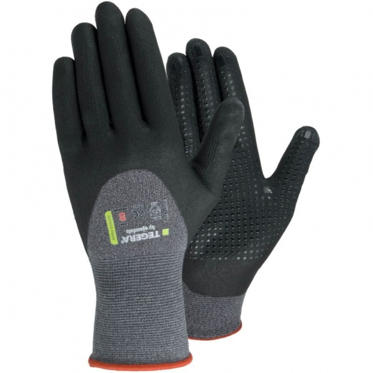 Ejendals Tegera 874 Palm-Coated Gloves with Knitwrist