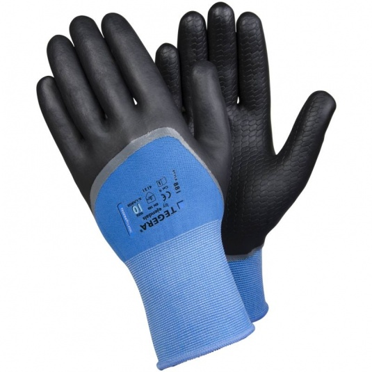 Ejendals Tegera 881 Nitrile 3/4 Dipped Assembly Gloves