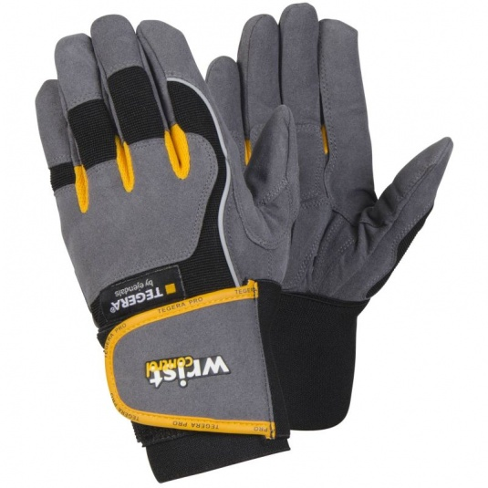 Ejendals Tegera 9295 Wrist-Supporting Ergonomic Work Gloves