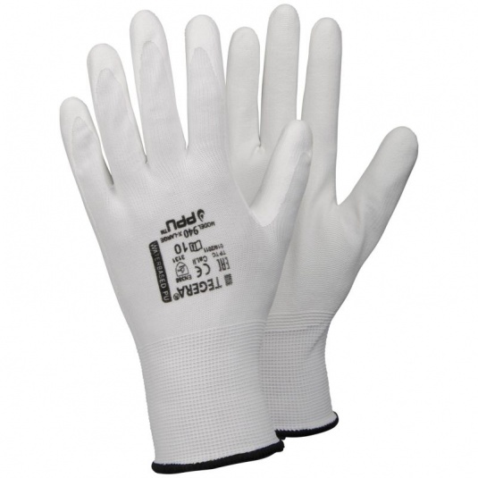 Ejendals Tegera 940 Palm-Dipped Breathable Fine Assembly Gloves