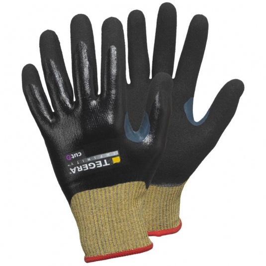 Ejendals Tegera Infinity 8812 Heat-Resistant Fully Coated Gloves