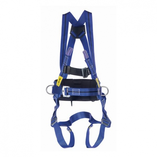 Honeywell 1011894 Titan 2 Point Fall Arrest Safety Harness with Positioning Belt