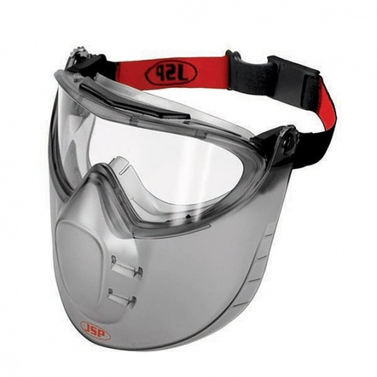 JSP Stealth 9200 Face Shield Goggle with MistResist
