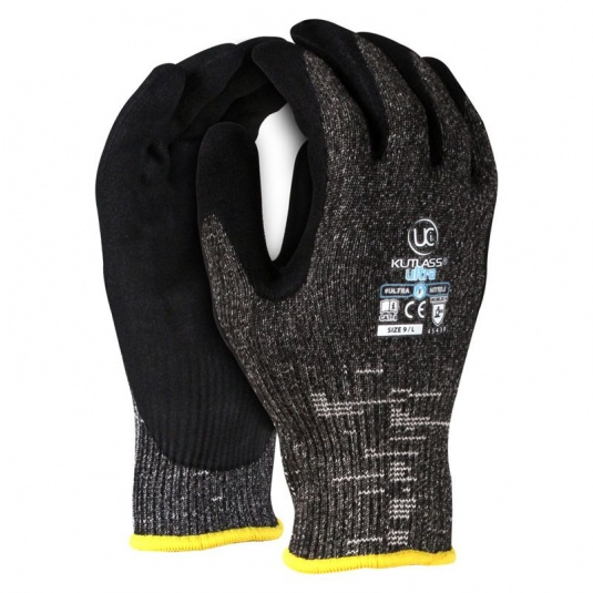 Kutlass Ultra Cut-Resistant Sandy Grip Gloves