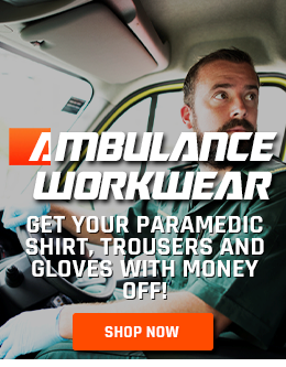 View Our Ambulance Top, Trousers and Gloves with Money Off!