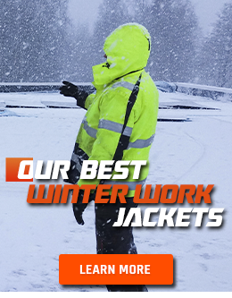 View Our Best Winter Work Jackets