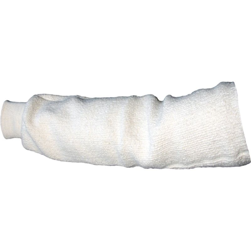 "Cotton TCSL18 18"" Heat-Resistant Terry Sleeves"