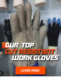 Learn About Our Best Cut Resistant Gloves