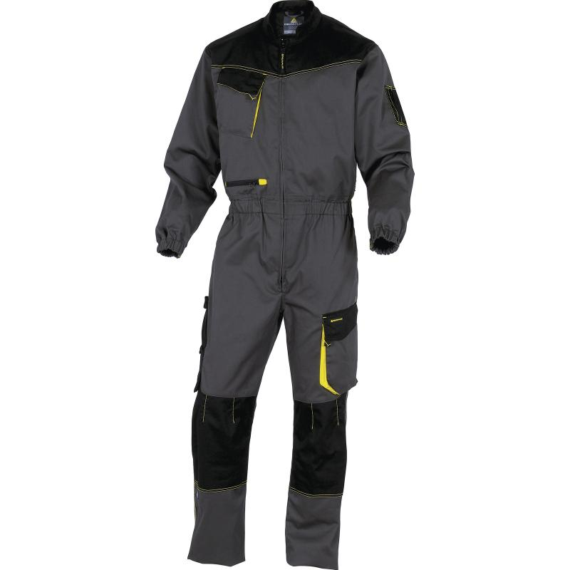 Delta Plus DMACHCOM Twill Working Overalls
