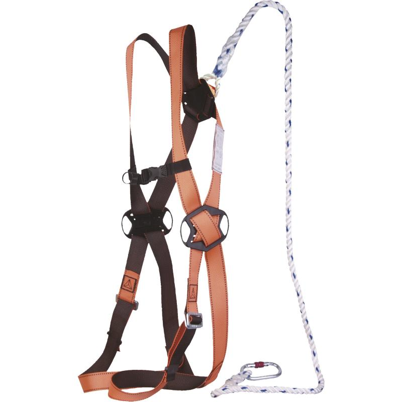 Delta Plus Elara130 Work Restraint Maintenance Harness Set