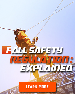Find Out About Fall Safety Regulation