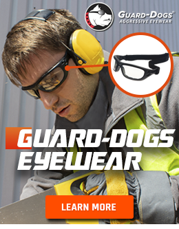View Our Guard Dogs Safety Glasses Range