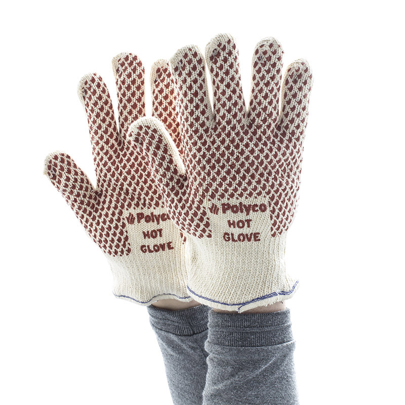 Polyco Hot Glove Heat-Resistant Oven Gloves