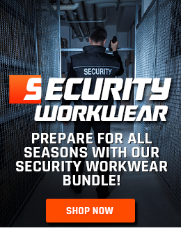 Click Here to Buy All Your Security Work Gear With Money Off