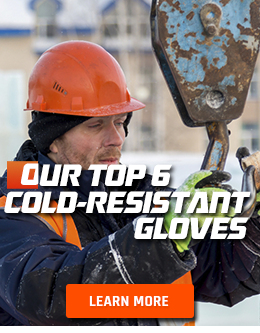 View Our Best Cold Resistant Gloves