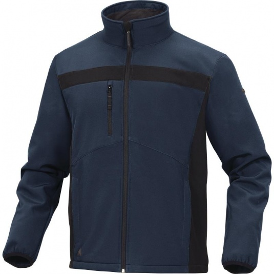 Delta Plus LULEA2 Polyester Navy Softshell Jacket