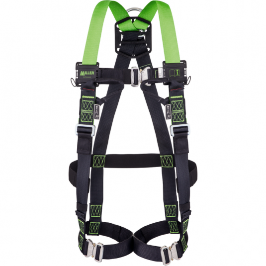 Honeywell Miller H-Design 1 Point Fall Arrest Harness with Automatic Buckles