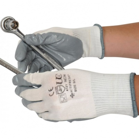 UCi NCN-Nitrilon Nitrile-Coated Lightweight Handling Gloves