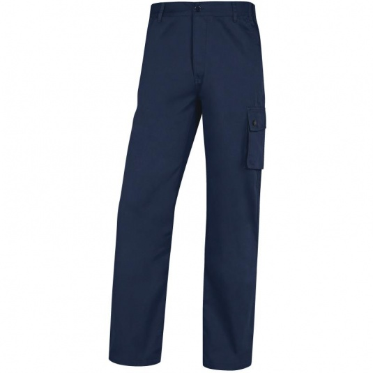 Delta Plus PALIGPA Navy Cotton Working Trousers