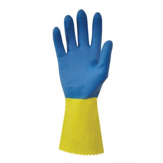 Polyco Duo Plus 60 Double-Dipped Slip-Resistant Latex Gloves RU560