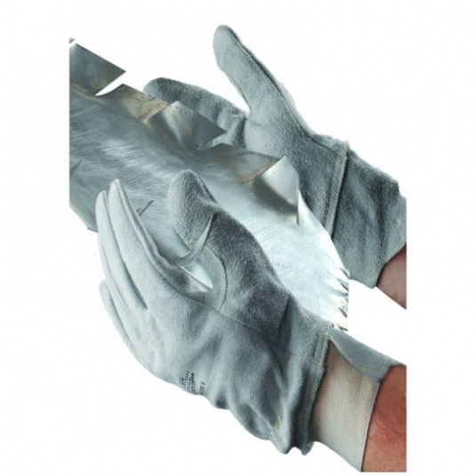 Polyco Granite 5 Delta Heavy Duty Leather Gloves 893