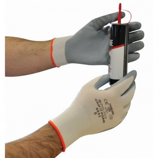 Polyco Grip It Foam Knitted Nylon Gloves 883