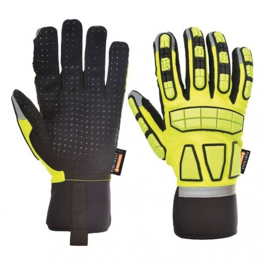 Portwest A725 Impact-Resistant Lined Gloves