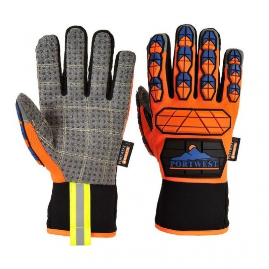 Portwest A726 Impact-Resistant Thermal Gloves