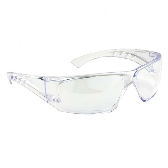 Portwest Clear View Safety Glasses PW13CLR