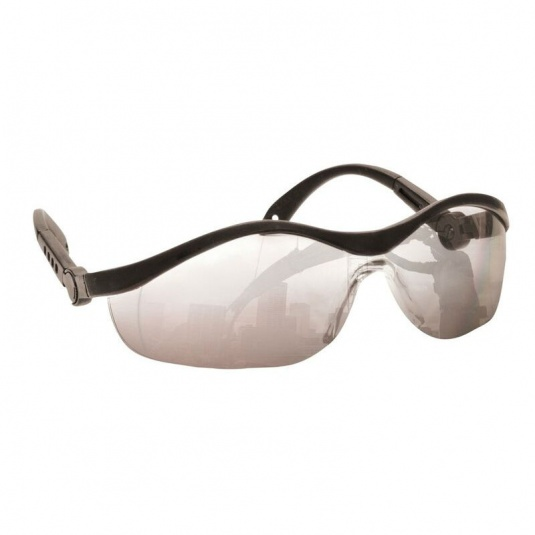 Portwest Safeguard Mirror Lens Safety Glasses PW35MIR