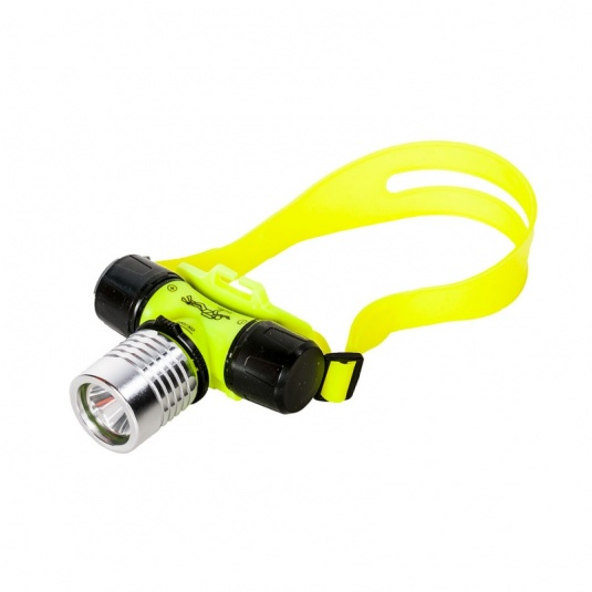 Portwest PA69 Underwater 25m Yellow Head Torch