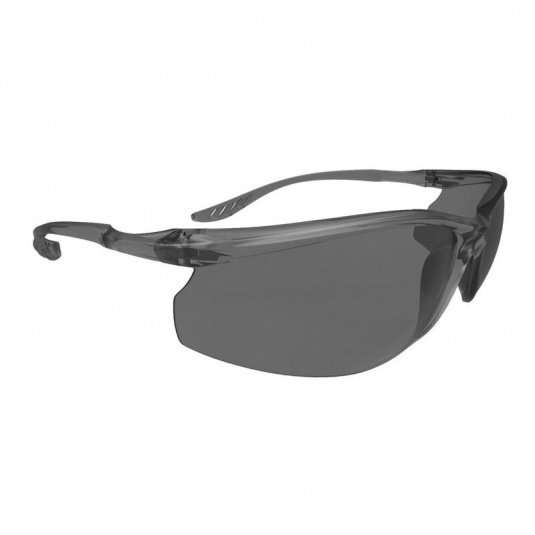 Portwest Smoke Lens Lite Safety Glasses PW14SKR