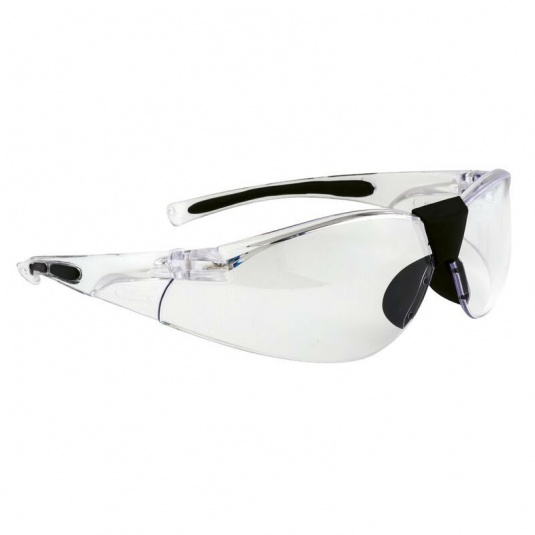 Portwest Lucent PW39CLR Clear Safety Glasses