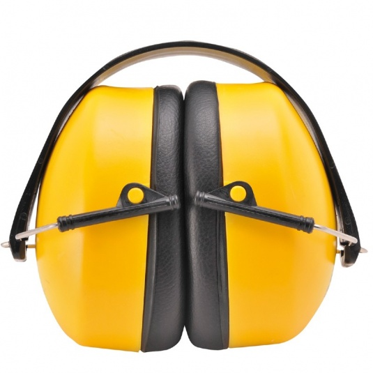 Portwest PW41 Super Yellow Ear Protectors