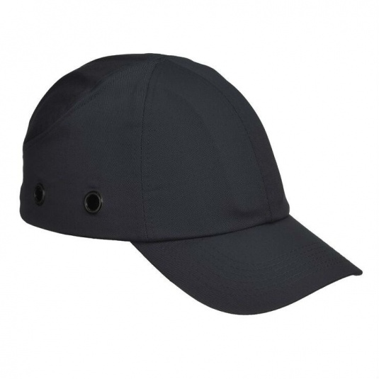 Portwest Semi-Ventilated Long-Peak Bump Cap PW59