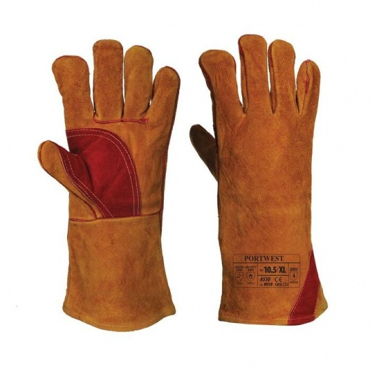 Portwest A530 Reinforced Premium Leather Welding Gauntlets