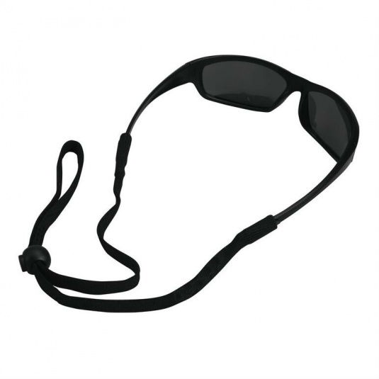 Black Spectacle Cord for Safety Glasses
