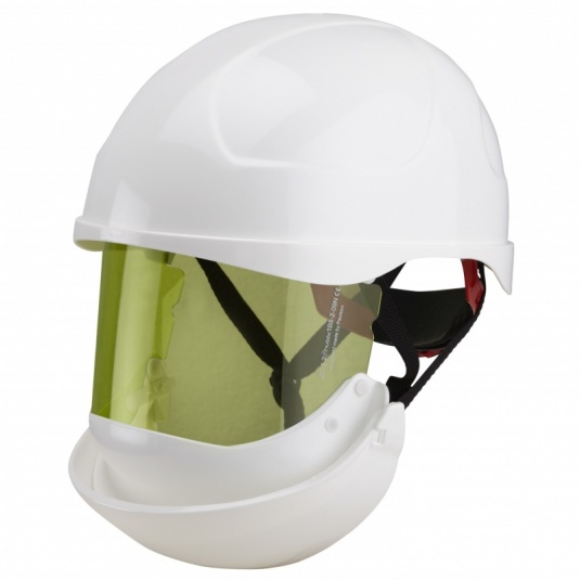 ProGARM 2688 Arc Flash Class 2 8.4 Cal Safety Helmet with Visor