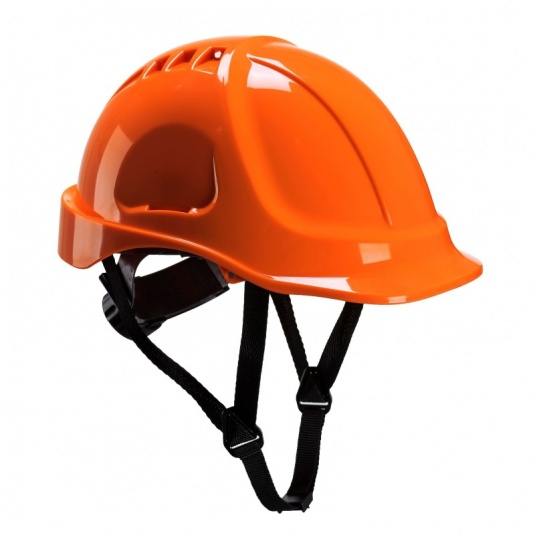 Portwest Endurance ABS Shell Vented Helmet for Work From Height PS55