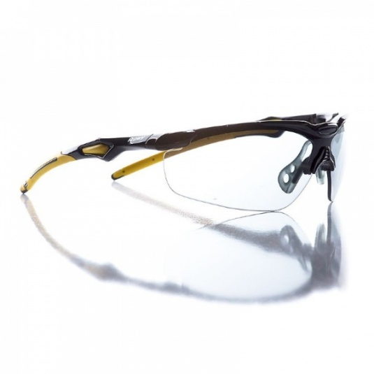 Riley Elipta Clear Sportstyle Safety Glasses RLY00061