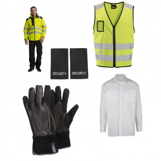 Security Workwear Hi-Vis All Seasons Bundle