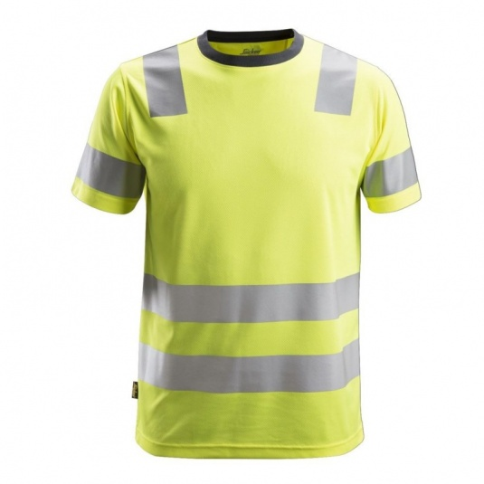 Snickers AllroundWork 2530 Hi-Vis Class 2 T-Shirt