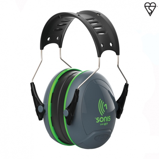 JSP Sonis 1 27 SNR Over Moulded Ear Defenders
